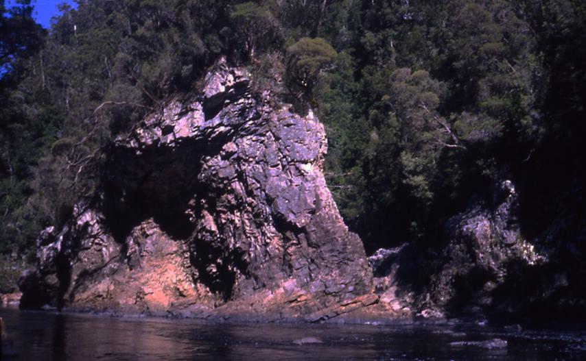 Fryirs Rock Island Bend